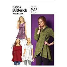 Size ADT SML-MED-LRG-XLG BUTTERICK PATTERNS B5153ADT Misses// Mens//Childrens//Boys// Girls Shorts and Pants