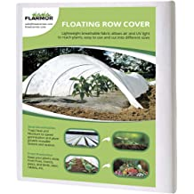 Plant Cover Frost Protection 8ft X 33ft Heavy Duty Blanket Fabric for Winter Outdoor Garden Plants Against The Cold and Mositure to Speed Germination