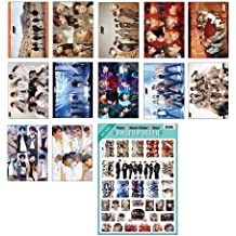 IDOLPARK BTS 2019 New 12 Posters Group /& Solo J-Hope 1 Sticker Set