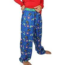 Five Nights at Freddys Character Squares Big Boys Youth Pajama Lounge Pants