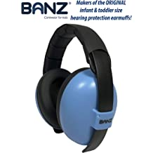 Baby Banz Earmuffs Infant Hearing Protection Ages 0-2 Years
