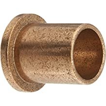 3//4 Bore x 1 OD x 1//2 Length x 1 7//16 Flange OD x 1//8 Flange Thickness Powdered Metal Pack of 3 SAE 841 Bunting Bearings FF1011-2 Flanged Bearings