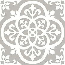 Solid Black and W... Achim Home Furnishings FTVSO10320 Nexus 12-Inch Vinyl Tile