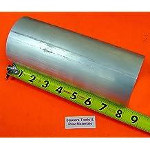 "2 Pieces 6/"" ALUMINUM 6061 ROUND ROD 3/"" LONG T6 6.00/"" Diameter Lathe Bar Stock"