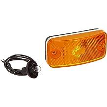 Bargman 47-37-031 Red 2 LED Rectangular Marker Lamp