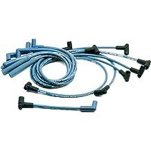 Moroso SBC Race Plug Wires Under Header X Long Sleeved 9767M