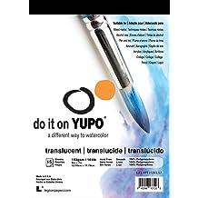 Yupo Paper Yupo Paper 5-inch x 7-inch 10 Sheets//Pkg-White 74lb Multicolo Other