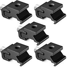 Update 2Pack Flash Hot Shoe Mount Adapter to 1//4 Thread Hole with 1//4-20 Male to 1//4-20 Male Tripod Screw Adapter for Flash Holder Bracket Light Stands Umbrella Holder Flash Bracket,Strong /&Solid