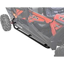TRX 300EX SPORTRAX Compatible With Honda Years 1993-2009 Standard Nerf Bars Silver Bars w//Red Net