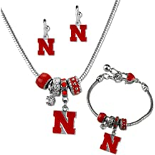 SANDOL University of Nebraska Retractable Badge Reel