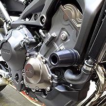 Motorcycle No Cut Frame Slider Crash Protector For 2004 2005 Suzuki GSXR 600 750 carbon by SMT-MOTO