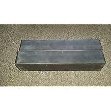 "H-Frame Arbor 4 notch 1/""X 10/""X 10/"" Set 20 TON STEEL SHOP PRESS BED PLATES"