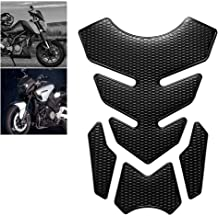 Black 3D Scratch Protection Motorcycle Sticker Tank Pad for Honda VFR 750 800