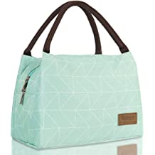 Lunch Bag with Leak Proof Material zebra pattern Insulated Lunch Box for women//men Lunch Tote Bag for Work//Picnic//Hiking//Beach//Fishing