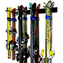 Mrhardware SUP Snowboard Surfboard Paddle Board Ski Wall Mount Storage Display Rack Cradle