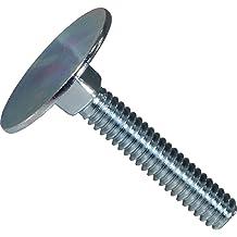 Flat Countersunk Head Grade 2 FT Elevator Bolt inch Zinc CR+3 Plating Quantity: 600 1//4-20x2 1//2