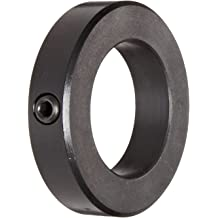 Aluminum Ruland MCL-10-A One-Piece Clamping Shaft Collar 10mm Bore Metric 24mm OD Pack of 4 9mm Width