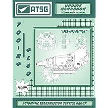 GM 4L60 700R4 ATSG Transmission Repair Service Manual 1987-93