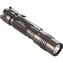 Black Streamlight 66604 250 Lumen MicroStream USB Rechargable Pocket Flashlight