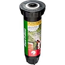 Rain Bird P5-R Plus Plastic Impact Sprinkler with Nozzle Set Adjustable 0/° to 360/° Pattern Case Pack of 7 25 to 41 Spray Distance
