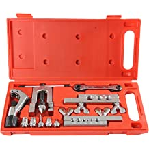 41860 or 83094 Adapter Kit for Tubing and Flaring Tool Kit 41590D Black GEARWRENCH 41594 Replacement 7 Pc