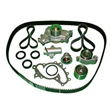 TBK Timing Belt Kit Replacement for Toyota Rav4 1998 1999 2000 Japanese parts Aisin Water Pump Koyo Bearings Mitsuboshi belt made in USA or Japan