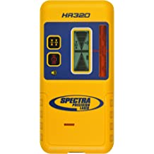 Spectra Precision HL450 Laserometer with Clamp and use Guide Yellow