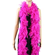 Turquoise 180 Grams Chandelle Feather Boa Dance Party Halloween Costume
