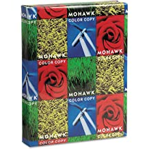 Sold as 1 Ream Mohawk BriteHue Ultra Lime 20-Pound 8.5x11 Inch Smooth Text Paper 500 Sheets//Ream 101261