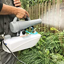 Electric ULV Fogger Portable Disinfectant Sprayer SWANSOFT Disinfectant Fogger Machine Great for Indoor /& Outdoor 1.85Galon