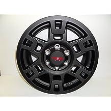 TK-KLZ 5Pcs Chrome Car Wheel Tires Valve Stem Caps for Toyota Racing Development TRD Modified Models Accessory