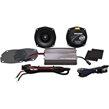 for 06-13 Harley FLHX2 Rear//5.25 6-ohm Hogtunes Speakers