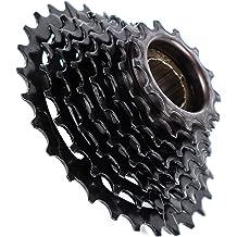 Cassette flywheel Maxmartt Bicycle Freewheel Cassette Sprocket 7 Speed Mountain Bike Replacement Accessory