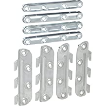 Galvanized Steel Bed Rail Fasteners by ToolSupply