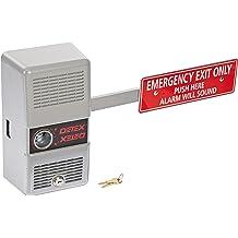 Detex V40 EB-W CD 628 99 36 Weatherproof Alarmed Exit Dev Aluminum