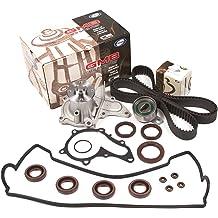 Evergreen TKTCS401 Fits 95-07 Chevrolet Oldsmobile Pontiac Saturn 3.1L 3.4L 3.5L 3.9L OHV Timing Chain Kit Timing Cover Gasket