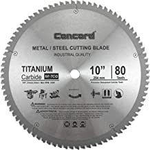 Concord Blades 7 Inch Granite And Marble Narrow Turbo Wave Diamond Blade