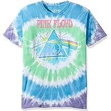Pink Floyd Eclipse Dark Side Of Moon Ladies Plus Size Grey V Neck T Shirt New