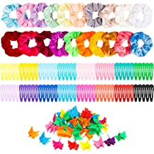 Tie Dye Peace Sign Bobby Pins Barrettes Hair Styling Clips