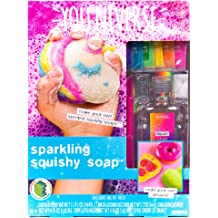 Youniverse Create Your Own Slimygloop Fortune Teller Craft Kit Assorted//Pink//Purple