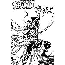 Spawn #295 Cover B Variant Francesco Mattina Virgin Cover VF//NM