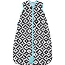 6-18 months//MEDIUM Slumbersafe Summer Baby Sleeping Bag 1 Tog Choo Choo