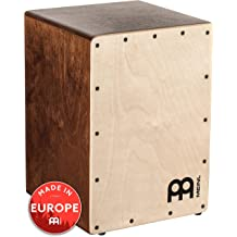 SCP100WN Walnut Frontplate // Baltic Birch Body Snarecraft Professional Meinl Cajon Box Drum with Snare Switch Knob 2-YEAR WARRANTY NOT MADE IN CHINA