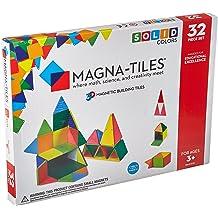 02300 Magna-Tiles Solid Colors 100 Piece Set